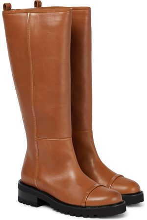 MALONE SOULIERS Beda knee-high leather boots