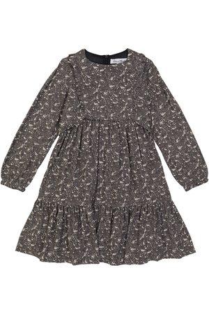 Tartine Et Chocolat Long-sleeved printed dress