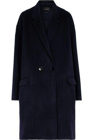 Isabel Marant Efegozi wool and cashmere coat