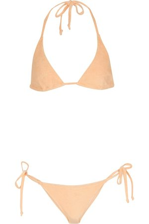 Lisa Marie Fernandez Kvinder Bikinier - Pamela stretch-cotton terry bikini