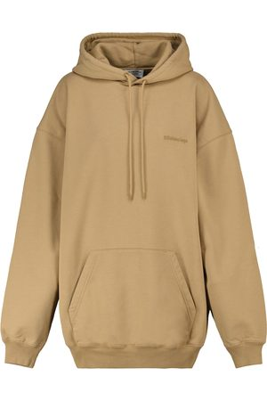 Balenciaga Cotton jersey hoodie