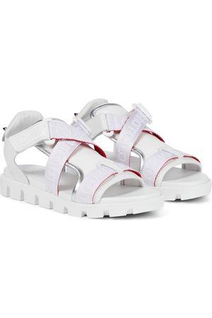 Christian Louboutin Velcrissimo sandals