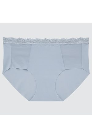 UNIQLO Women AIRism Ultra Seamless Lace Hiphugger Briefs