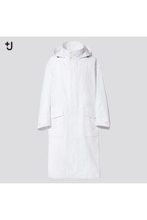 UNIQLO Men +J Loose Fit Hooded Long Coat