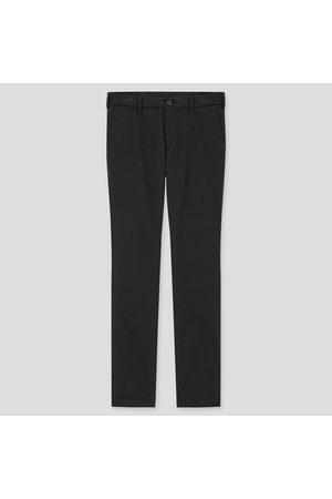 UNIQLO Men Cotton Stretch Slim Fit Chino Trousers