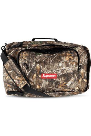 Supreme Weekendtasker - Duffletaske med logotryk