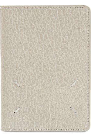 Maison Margiela Kvinder Punge - Grained Leather Passport Cover