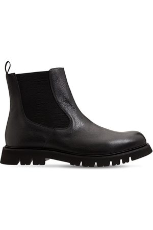 SEBOY'S Leather Chelsea Boots