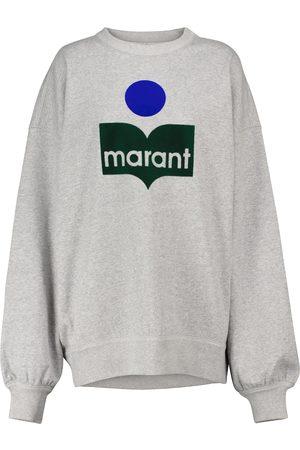 Isabel Marant Mindy cotton-blend jersey sweatshirt