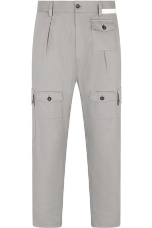 Dolce & Gabbana Mænd Cargo bukser - Cropped cargo-bukser