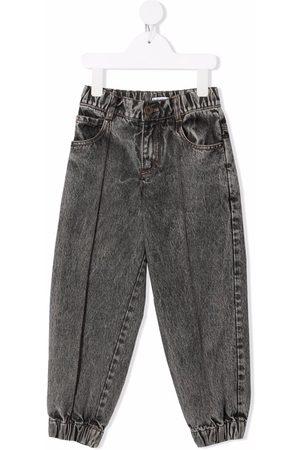 Brunello Cucinelli Syrevaskede jeans med lige ben