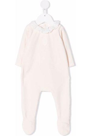Chloé Baby Pyjamas - Pyjamas med frynset hals