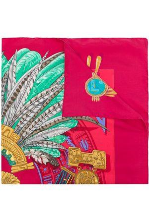 Hermès Pre-owned Mexique tørklæde fra 1990'erne