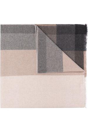 Brunello Cucinelli Mænd Tørklæder - Ternet tørklæde