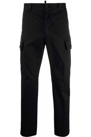 Dsquared2 Straight-cut cargo trousers