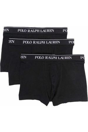 Polo Ralph Lauren Logo-waistband boxers set of 3