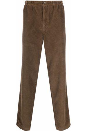 Kenzo Straight-leg corduroy track pants