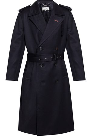 Maison Margiela Mænd Trenchcoats - Wool trench coat