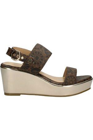 Gattinoni PENMM1004WTN595PE21 Sandals with wedge