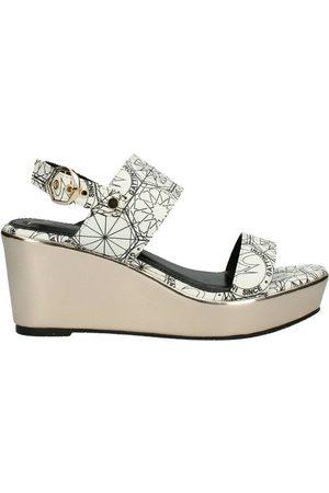 Gattinoni Kvinder Sandaler med kilehæl - PENMM1004WTN812PE21 Sandals with wedge