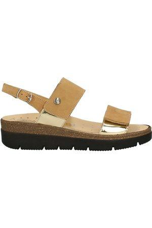 Cinzia Soft Kvinder Sandaler med kilehæl - IO1657PNBSPE21 Sandals with wedge