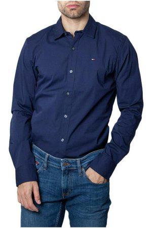 Tommy Hilfiger Mænd Langærmede skjorter - Shirt
