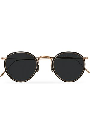 EYEVAN 7285 Mænd Solbriller - 717W Sunglasses Black