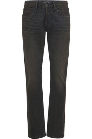 Tom Ford Slim Fit Japanese Denim Jeans