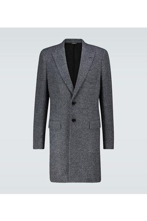 Dolce & Gabbana Fantasia Chevron coat