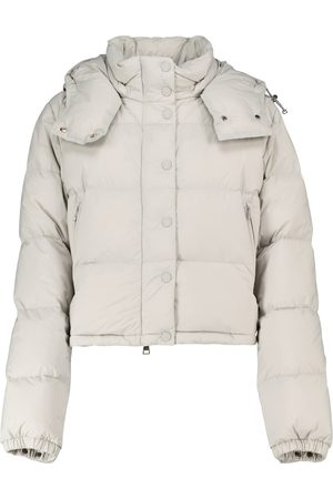 Moncler Avoine cropped down jacket