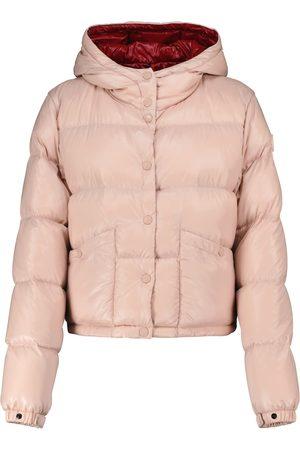 Moncler Bardanette cropped down jacket