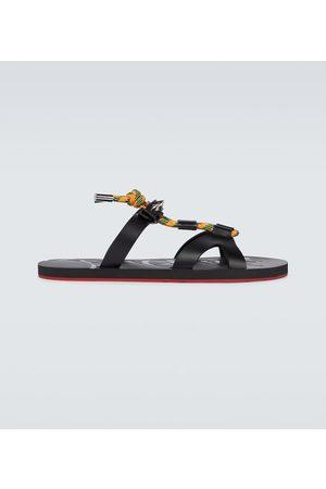 Christian Louboutin Saragosse flat sandals