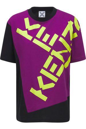 KENZO Loose Logo Sport Cotton T-shirt