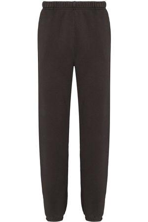 Les Tien Drawstring tapered track pants
