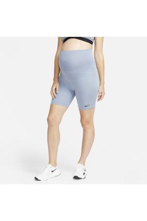 Nike One (M) Dri-FIT-graviditetsshorts (18 cm) til kvinder