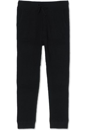 Polo Ralph Lauren Cashmere Knitted Sweatpants Polo Black