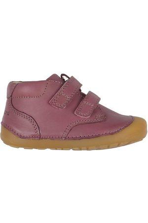 Bundgaard Lær-at-gå sko - Begyndersko - Petit Velcro - Dark Rose