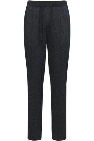 BRIONI Cashmere & Cotton Pants