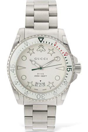 Gucci Mænd Ure - 40mm Dive L Watch