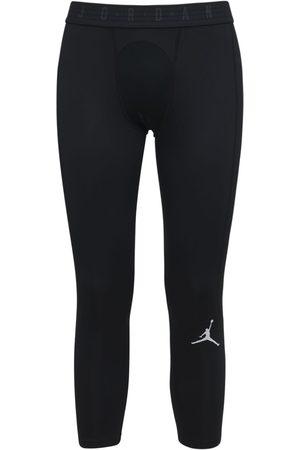 Nike Mænd Træningstights - Jordan Dri-fit 3/4 Tights