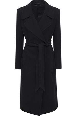 Tagliatore 0205 Kvinder Vinterfrakker - Molly Wool & Cashmere Robe Coat