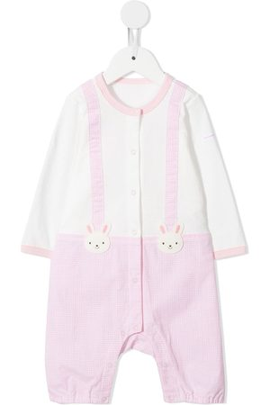 Miki House Piger Jumpsuits - Buksedragt med overall-detalje