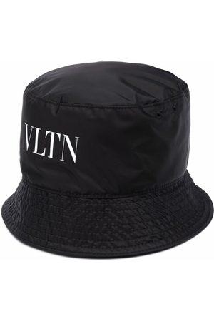 Valentino Mænd Hatte - VLTN-print bucket hat