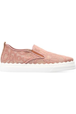 Chloé Sneakers with logo