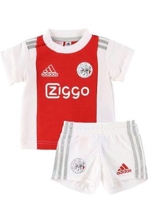 adidas Træning t-shirts - Hjemmebanesæt - Ajax Amsterdam 21/22 - Team C
