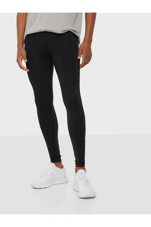 adidas Mænd Træningstights - Tf Long Tight Træningstights Black