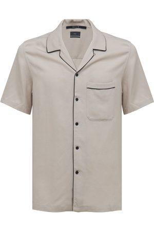 KSUBI Mænd Langærmede skjorter - Downtown Resort Viscose Blend Shirt