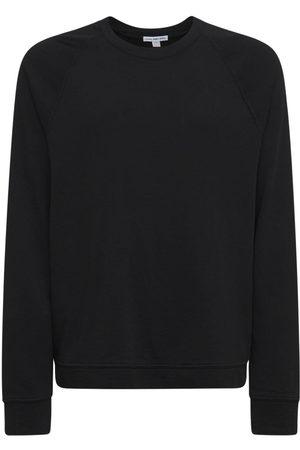 JAMES PERSE Mænd Sweatshirts - Vintage Cotton French Terry Sweatshirt