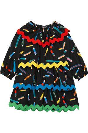 Stella McCartney Kvinder Mønstrede kjoler - Printed lyocell dress