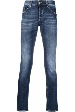 Dondup Mænd Skinny - Skinny-jeans med mellemhøj talje